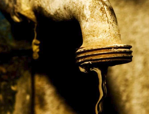 Water: A looming crisis?