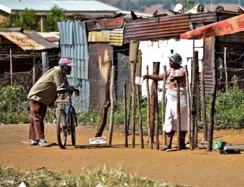 Learning to listen: Communicating the value of urbanisation and informal settlement upgrading