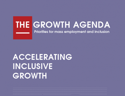 The Growth Agenda: Accelerating inclusive growth