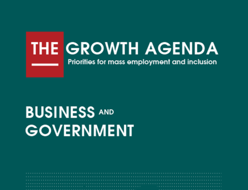 The Growth Agenda: Business and Government