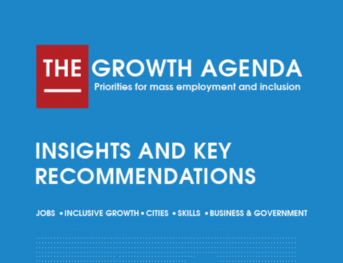 The Growth Agenda: Insights and key recommendations