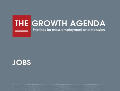 The Growth Agenda: Jobs