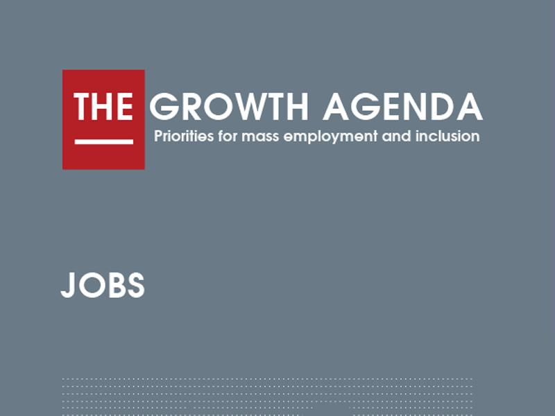 CDE the growth agenda job