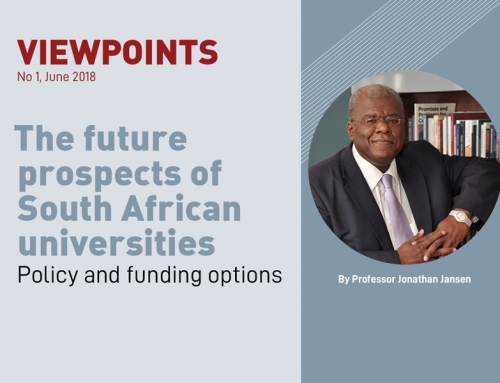 VIEWPOINTS | The future prospects of South African universities