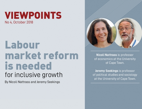 VIEWPOINTS | Labour market reform is needed for inclusive growth