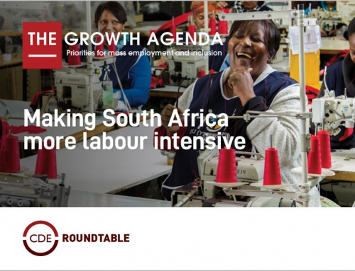 Making South Africa more labour intensive