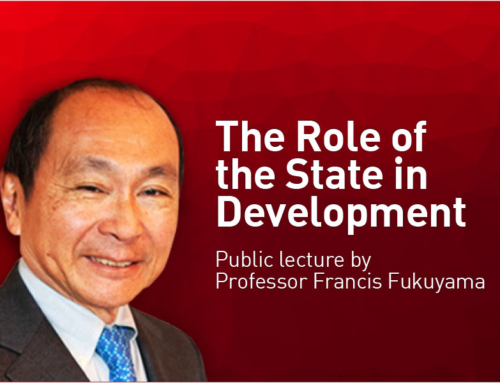 The role of the state in development