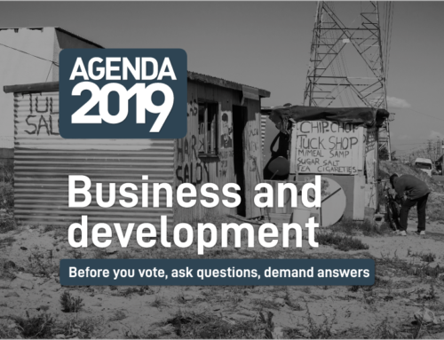 Agenda 2019: Business and development