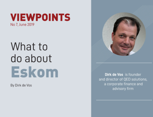 VIEWPOINTS | What to do about Eskom