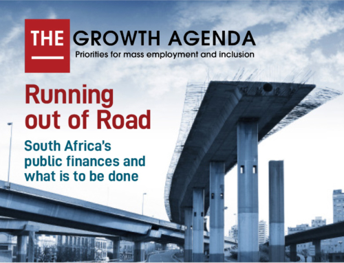 Running out of Road:  South Africa's public finances and what is to be done