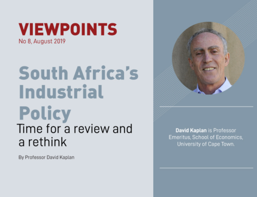 Viewpoints | South Africa's industrial policy