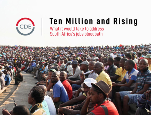 Ten Million and Rising: What it would take to address South Africa's jobs bloodbath