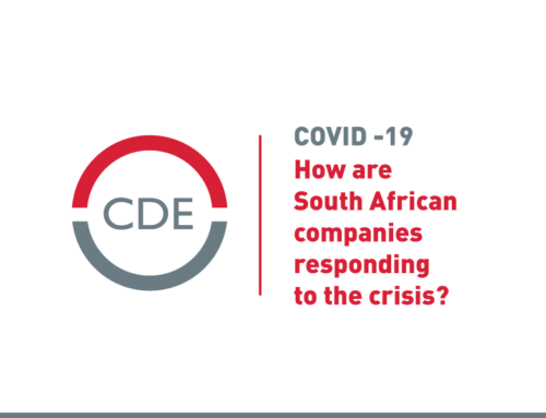 Covid- 19: How are South African companies responding to the crisis?