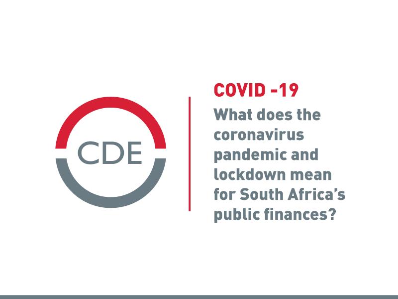 CDE covid-19 series webinar