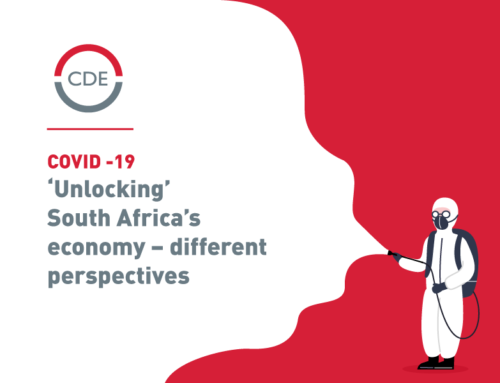 Covid-19: 'Unlocking' South Africa's economy- different perspectives