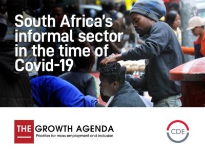 CDE informal sector publication