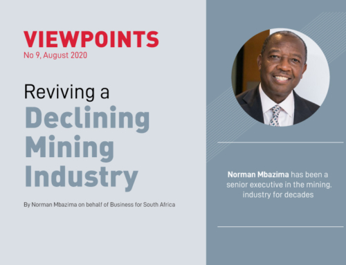 VIEWPOINTS | Reviving a declining mining industry