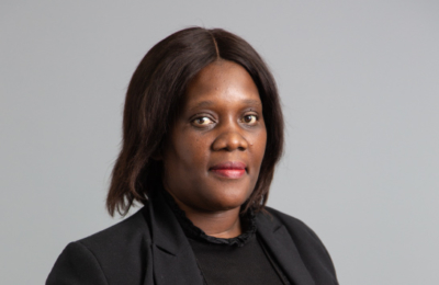 Aletta Dlamini is CDE's Office Assistant and Catering
