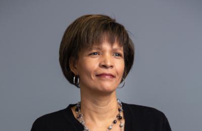 Luzane Naidoo is Ann Bernstein's Personal Assistant